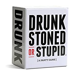 If you are ever drunk or stoned, this is definitely games that are great if you like cards against humanity.