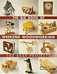 in budget affordable Weekend Woodworking Big Book: 150 Easy Projects (Big Book Series)