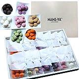 スイーツ MAME-YA(マミーヤ) お菓子 お豆7種×2袋の14個 (チョコレートver)