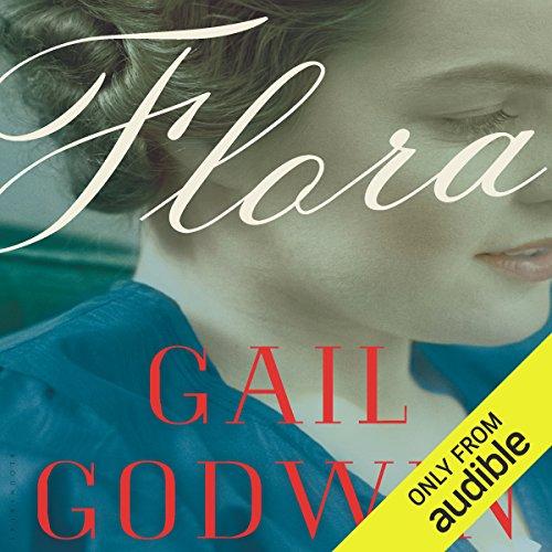 Flora audiobook cover art