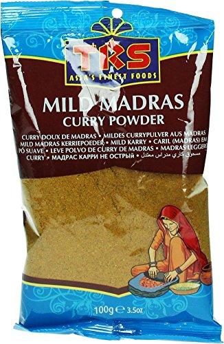 TRS Mild Madras Curry Powder (curry en polvo de Madrás)