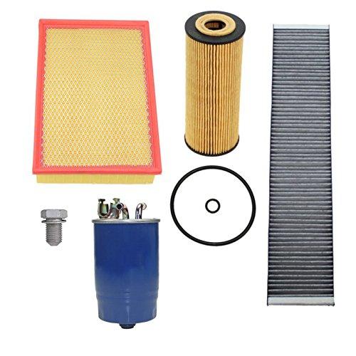 Inspektionspaket Filtersatz SET B