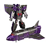 BurningYouth Transformers Model Toys, SPACETRON Three Change Astrotrain Transformation Action Figure Toy Model Deformation Car Robot,The Boy's Favorite Gift