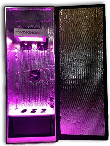 Yield Machine Max 4 Foot LED Grow Box