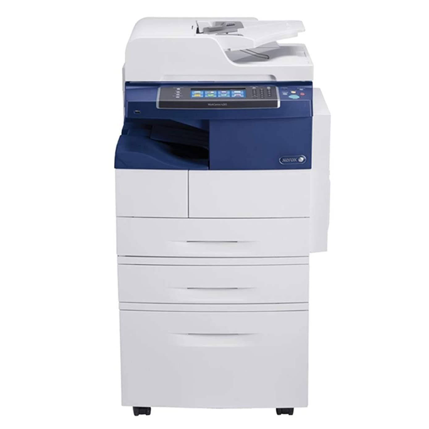 Used Xerox WorkCentre 4265XF Mono Laser MFP Printer Copier Scanner with Finisher 55 PPM