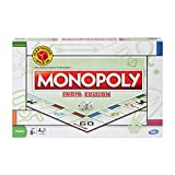 MONOPOLY India Edition Board Game for Families and Kids Ages 8 and Up