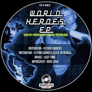 World Heroes EP