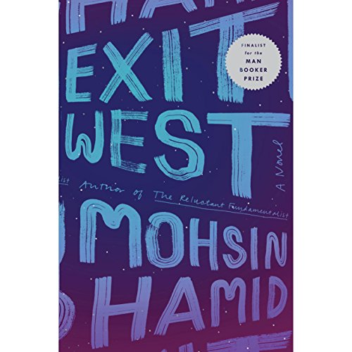 Exit West audiobook cover art