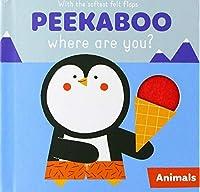 Peekaboo, Where are you? Animals
