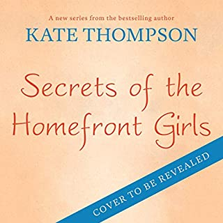 Secrets of the Homefront Girls cover art