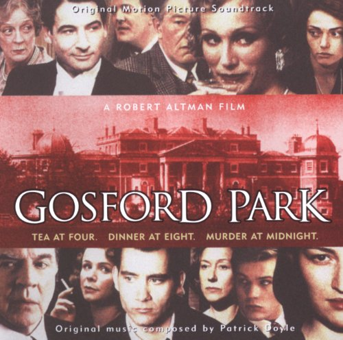 Doyle: Good luck [Gosford Park - Original Motion Picture Soundtrack]