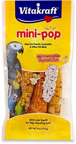 Vitakraft Mini-Pop Corn Cob Bird Treat