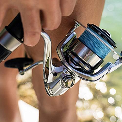 SHIMANO Stradic 2500FL HG Spinning Fishing Reel, Left/Right Hand Retrieve