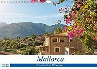 Mallorca - Trauminsel im Mittelmeer (Wandkalender 2022 DIN A4 quer): Mallorca - Trauminsel im Mittelmeer (Monatskalender, 14 Seiten )