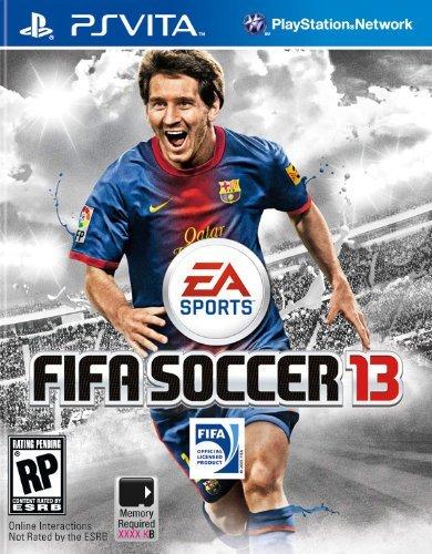 FIFA 13 - [PlayStation Vita]
