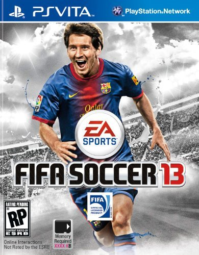 FIFA 13 - [PlayStation Vita]