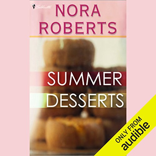 Summer Desserts audiobook cover art