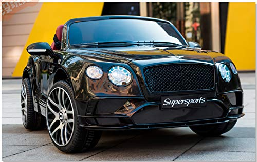 Electric car Supersports! Two-Seater Leather SEAT EVA
