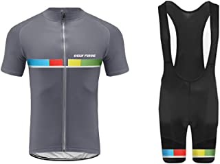 Uglyfrog Designs Bike Wear Cycling Jersey Mens Short Sleeve Breathable Bicycle Dries Quickly Clothes