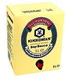 Kikkoman salsa de soja 1x5 ltr