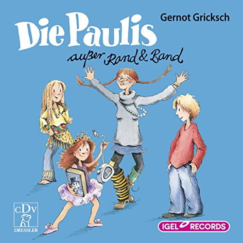 Die Paulis außer Rand und Band                   By:                                                                                                                                 Gernot Gricksch                               Narrated by:                                                                                                                                 Dominik Freiberger                      Length: 2 hrs and 27 mins     Not rated yet     Overall 0.0