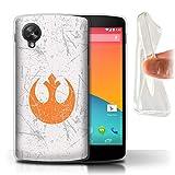 Phone Case for LG Google Nexus 5/D821 Galactic Symbol Art