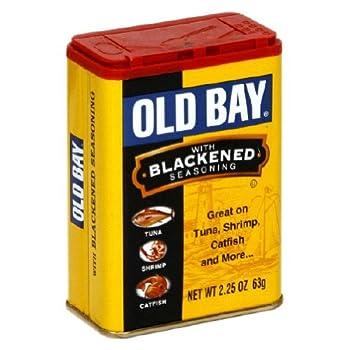 Old Bay Seasoning Blackend