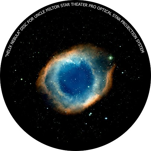 Helix Nebula - disc for Uncle Milton Star Theater Pro/Nashika NA-300 Planetarium