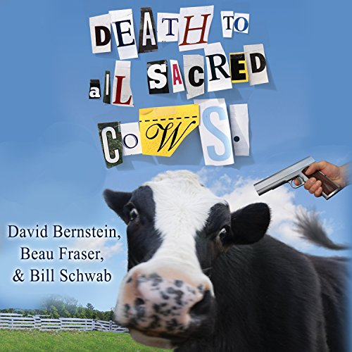 Death to All Sacred Cows audiobook cover art