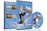 Cycle Through Nature - A Day At The Beach for Indoor Cycling Treadmill and Running Workouts