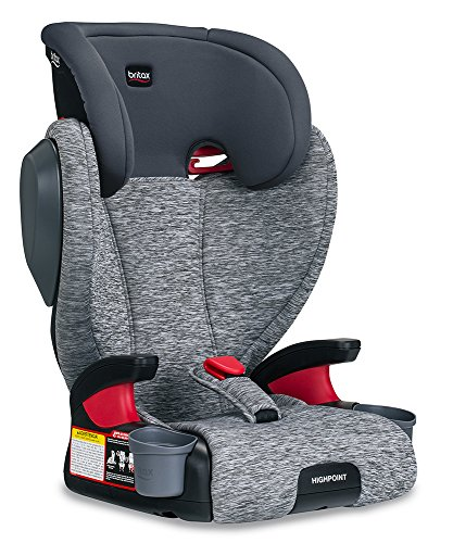 Britax Highpoint BeltPositioning Booster Seat Asher Discontinued