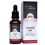 Nuvi Health Vitamin B12 Tropfen, Methyl-, Adenosyl & Hydroxo- Cobalamin, 50ml