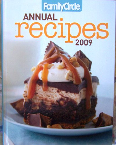 family circle annual recipe - 3