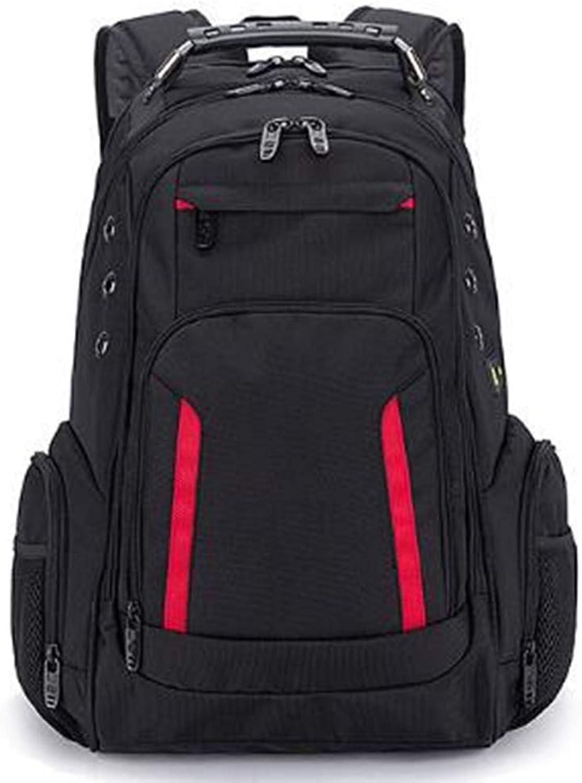 FDQS Outdoor Sport Camping Wanderrucksack Double Shoulder Bag Sports Leisure Men's Backpack Business Computer Bag