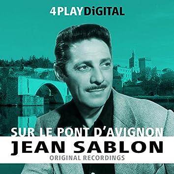 Sur Le Pont D'avignon - 4 Track EP