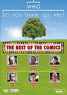 Who Do You Think You Are? - The Best Of The Comics