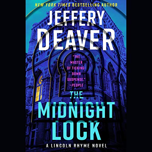 The Midnight Lock Audiobook By Jeffery Deaver cover art