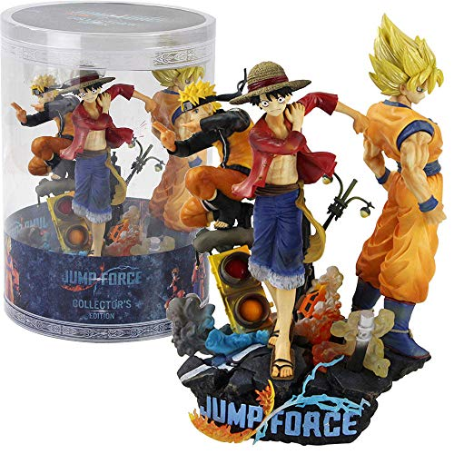 28cm Jump Force Dragon Ball Naruto One Piece Figura de acción Juguete