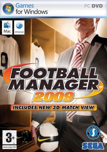 SEGA Football Manager 2009