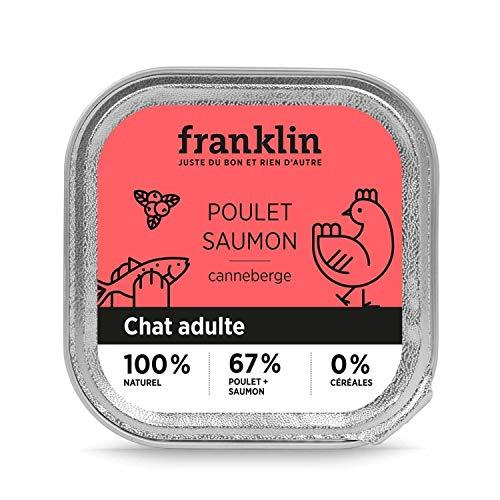 Franklin - Pâtées sans Céréales ...