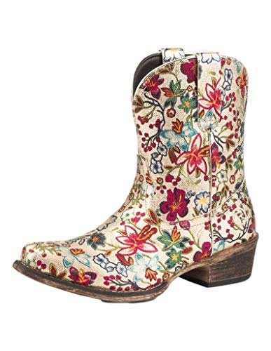 Roper womens Western Boot, Multi, 5.5 US