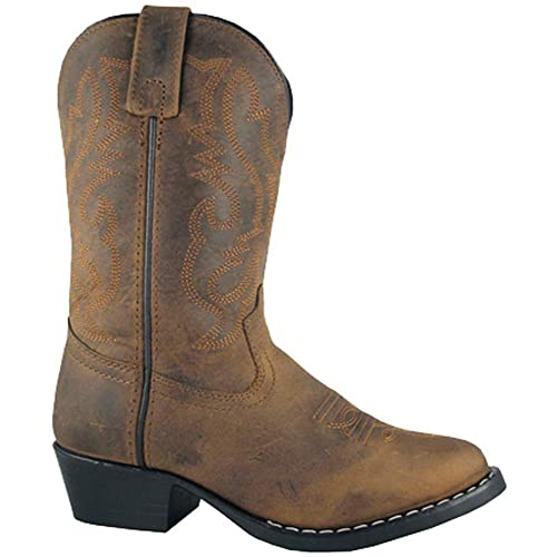 3b7990ca85d Smoky Mountain Boots Kids Child Denver Leather Western Boot