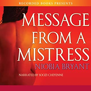 Message from a Mistress audiobook cover art