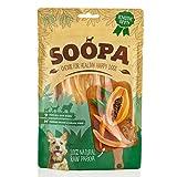 Soopa Papaya Chews Dog Treat, 85 g