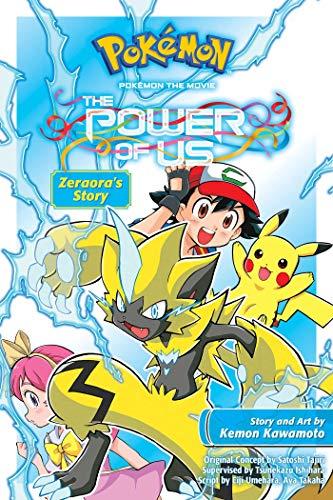 Pokémon the Movie: The Power of Us: Zeraora's Story (Pokemon)