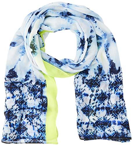 Cartoon Damen 3045/7151 Mode-Schal, Dark Blue/Light Blue, One Size