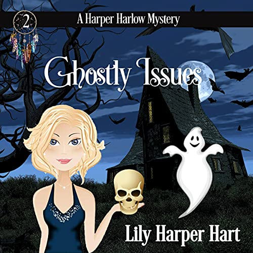 Ghostly Issues Audiobook By Lily Harper Hart cover art