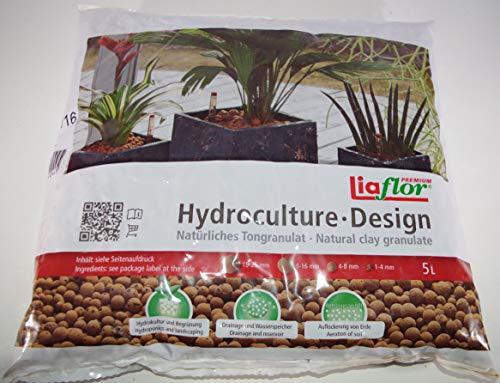 Lot de 3 sacs de 5v litres d'argile expansée de 8 - 16 mm (15 litres au total)