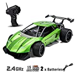 Remote Control Car for Boys Hight Speed RC Racing Car Alloy Lamborghini 1:16 Scale 2.4Ghz