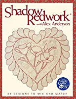 Shadow Redwork: 24 Designs to Mix and Match